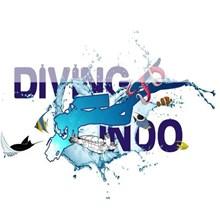 Diving Indo's Logo
