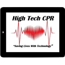 High Tech CPR's Logo