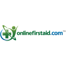 Onlinefirstaid.com's Logo