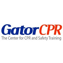 GatorCPR: The Center for CPR and CNA Training's Logo