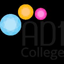 AD1 College's Logo