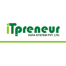 iTpreneur Data System Pvt. Ltd. Pune's Logo