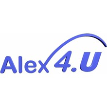 Alex for You's Logo