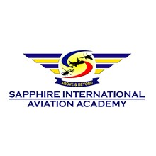 Sapphire International Aviation Academy's Logo