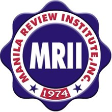 Manila Review Institute, Inc. (MRII)'s Logo