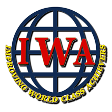 IWA Language Learning Center's Logo