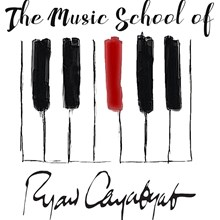 The Music School of Ryan Cayabyab's Logo