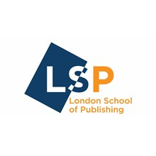 The London School of Publishing 's Logo