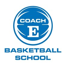 Coach E Basketball School's Logo