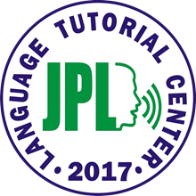 JPL Language Tutorial Center Training's Logo