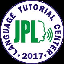 JPL Language Tutorial Center Training's Logo