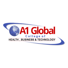 A1-Global College of Health, Business & Technology's Logo