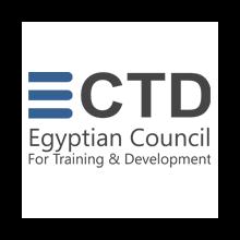 Egyptian Council For Training & Development's Logo
