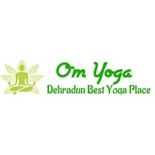 Om Yoga School's Logo