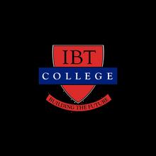 IBT College's Logo