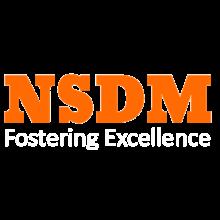 NSDM INDIA's Logo