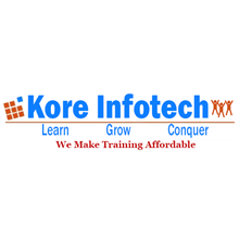 Kore Infotech Training Centre's Logo