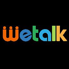 WETALK's Logo