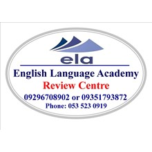 ELA - English Language Academy's Logo