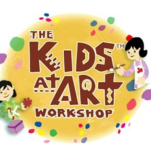 Kids At Art Workshop's Logo