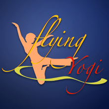 The Flying Yogi's Logo