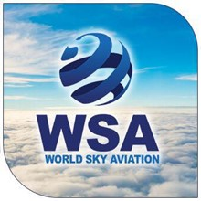World Sky's Logo