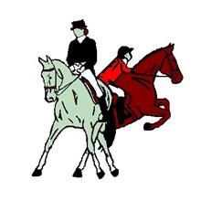 Online Horse College (OHC)'s Logo