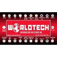 Worldtech's Logo