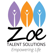 Zoe Talent Solutions - Empowering Life's Logo