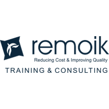 Remoik Training and Consulting's Logo