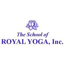 The School of Royal Yoga's Logo
