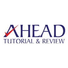 AHEAD Tutorial and Review Center's Logo