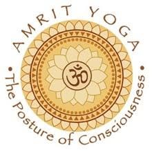 The Amrit Yoga Institute's Logo