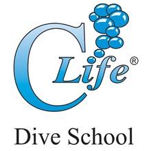 C-Life Dive School's Logo