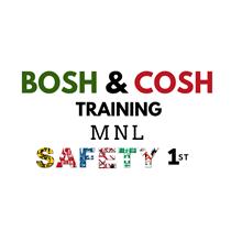 Bosh&CoshTrainingMNL's Logo