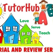 TutorHub Tutorial and Review Services 's Logo