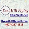 Fly East Hill's Logo