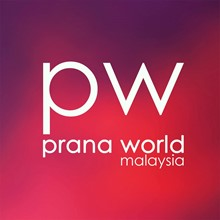 Prana World's Logo