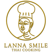 Traditional Thai Cooking With Lanna Smile's Logo