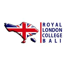 Royal London College Bali's Logo