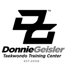 Donnie Geisler Taekwondo Training Center's Logo
