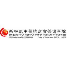 Singapore Chinese Chamber Institute of Business's Logo