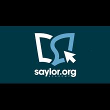 Saylor Academy's Logo