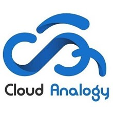 Cloud analogy's Logo