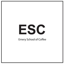 Emery School of Coffee's Logo