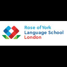 Rose of York Language School's Logo