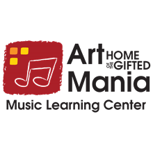 Art Mania Music Center's Logo