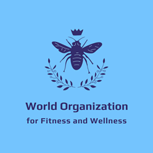 World Organization for Fitness and Wellness's Logo