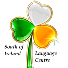 South of Ireland Language Centre's Logo