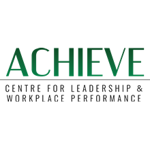 ACHIEVE Centre for Leadership & Workplace Performance's Logo